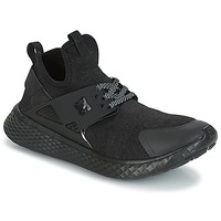 Cipők Férfi Rövid szárú edzőcipők DC Shoes MERIDIAN PRESTI M SHOE 3BK Fekete