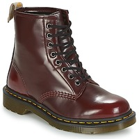 Cipők Csizmák Dr Martens VEGAN 1460 Piros