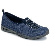 Cipők Női Rövid szárú edzőcipők Skechers EASY-AIR IN-MY-DREAMS Kék / Tengerész