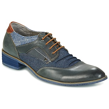 Cipők Férfi Oxford cipők Kdopa LYON Kék / Teve