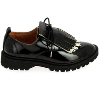Cipők Női Oxford cipők Armistice Rock Derby Noir Fekete