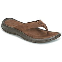 Cipők Férfi Lábujjközös papucsok Columbia MANAROLA II Barna