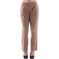 Ruhák Női Chino nadrágok / Carrot nadrágok Fornarina FOR08024 Marrón
