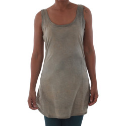 Ruhák Női Trikók / Ujjatlan pólók Fornarina BILSTON_GOLD Marrón