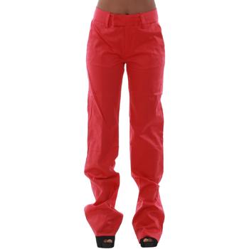 Ruhák Női Chino nadrágok / Carrot nadrágok Fornarina KIM_CORAL Coral