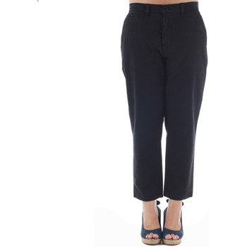 Ruhák Női Chino nadrágok / Carrot nadrágok Gas GAS01164 Negro