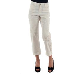 Ruhák Női Chino nadrágok / Carrot nadrágok Miss Sixty MIS01030 Blanco roto