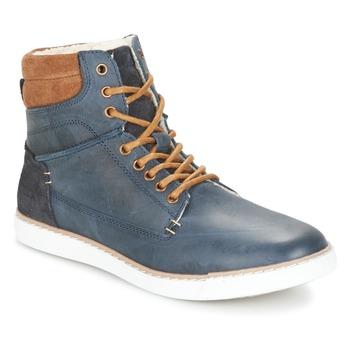 Cipők Fiú Magas szárú edzőcipők Bullboxer  Kék / Teve