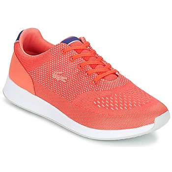 Cipők Női Rövid szárú edzőcipők Lacoste CHAUMONT 118 3 Rózsaszín