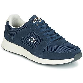 Cipők Férfi Rövid szárú edzőcipők Lacoste JOGGEUR 118 1 Kék