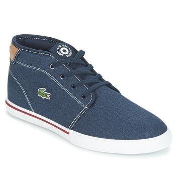 Cipők Férfi Rövid szárú edzőcipők Lacoste AMPTHILL 118 1 Kék