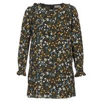Ruhák Női Rövid ruhák Betty London HOTU Fekete  / Sokszínű