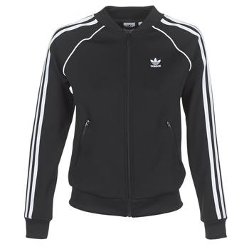Ruhák Női Melegítő kabátok adidas Originals SST TT Fekete