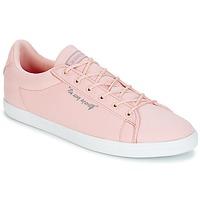 Cipők Női Rövid szárú edzőcipők Le Coq Sportif AGATE LO CVS/METALLIC Rózsaszín