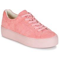 Cipők Női Rövid szárú edzőcipők Vagabond JESSIE Rágógumi