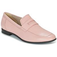 Cipők Női Mokkaszínek Vagabond MARILYN Rózsaszín