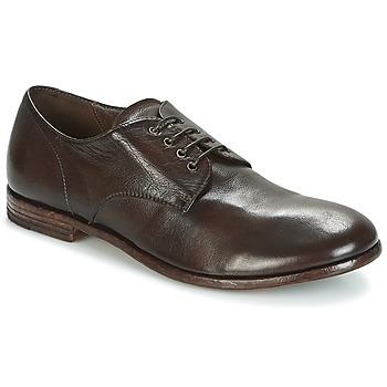 Cipők Férfi Oxford cipők Moma BUFFALO-TESTA-DI-MORO Barna