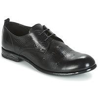 Cipők Női Oxford cipők Moma CROSS-NERO Fekete