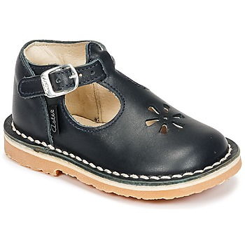 Cipők Gyerek Balerina cipők / babák Aster BIMBO Tengerész