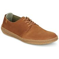 Cipők Férfi Oxford cipők El Naturalista AMAZONIAS Barna
