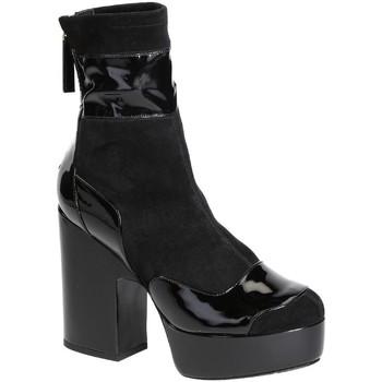 Cipők Női Bokacsizmák Pierre Hardy LM05 nero