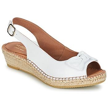 Cipők Női Szandálok / Saruk Heyraud CLORANE Fehér