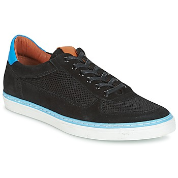 Cipők Férfi Rövid szárú edzőcipők Pataugas PHIL-NOIR Fekete