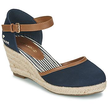Cipők Női Szandálok / Saruk Tom Tailor ESKIM Tengerész