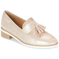 Cipők Női Mokkaszínek Karston JICOLO Arany