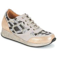 Cipők Női Rövid szárú edzőcipők Karston SEMIR Bézs / Arany