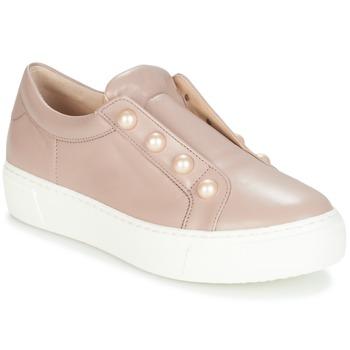 Cipők Női Belebújós cipők Gabor SUPA Bézs