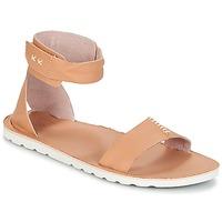 Cipők Női Szandálok / Saruk Reef REEF VOYAGE HI Bézs
