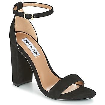 Cipők Női Szandálok / Saruk Steve Madden CARRSON Fekete