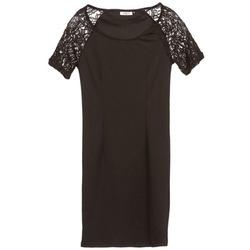material Női Rövid ruhák Only DIVA Fekete