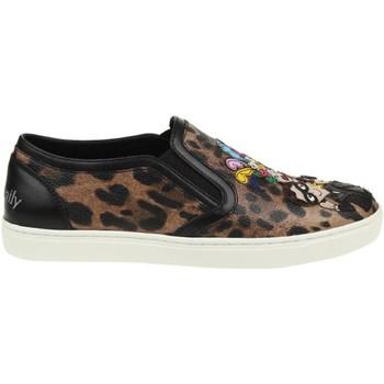 Cipők Női Belebújós cipők D&G CK0028 AG352 HA94N multicolore