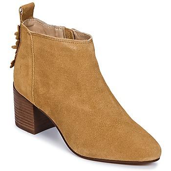 Cipők Női Rövid szárú edzőcipők Esprit CANDY BOOTIE Teve