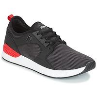 Cipők Férfi Rövid szárú edzőcipők Etnies CYPRUS SC Fekete  / Piros