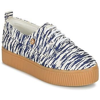 Cipők Női Rövid szárú edzőcipők Faguo FIGLONE SYNTHETIC Fehér