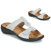 Cipők Női Papucsok Romika IBIZA 82 Szürke