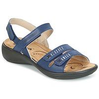 Cipők Női Szandálok / Saruk Romika IBIZA 86 Kék