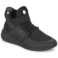 Cipők Magas szárú edzőcipők Supra SKYTOP V Fekete