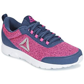 Cipők Női Fitnesz Reebok Sport SPEEDLUX 3.0 Rózsaszín / Tengerész