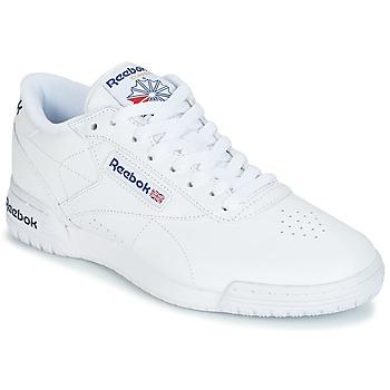 Cipők Rövid szárú edzőcipők Reebok Classic EXOFIT Fehér
