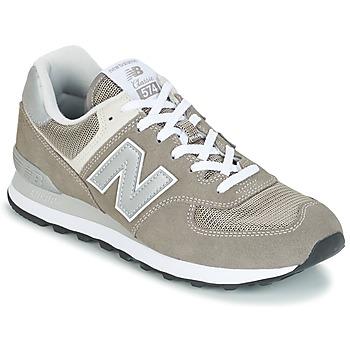 Cipők Férfi Rövid szárú edzőcipők New Balance ML574 Szürke