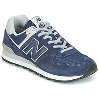 Cipők Rövid szárú edzőcipők New Balance ML574 Kék