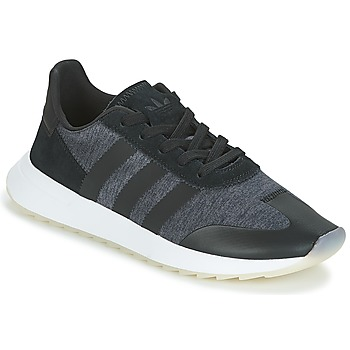 Cipők Női Rövid szárú edzőcipők adidas Originals FLB RUNNER W Fekete