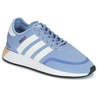 Cipők Női Rövid szárú edzőcipők adidas Originals INIKI RUNNER CLS W Kék