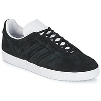 Cipők Rövid szárú edzőcipők adidas Originals GAZELLE STITCH AND Fekete