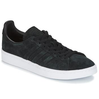 Cipők Rövid szárú edzőcipők adidas Originals CAMPUS STITCH AND T Fekete