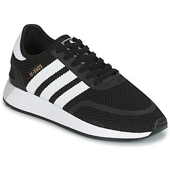 Cipők Rövid szárú edzőcipők adidas Originals INIKI RUNNER CLS Fekete